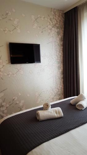 The Bank Hotel Стандартный двухместный номер с 1 кроватью или 2 отдельными кроватями