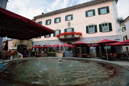 . Hotel Albrici
