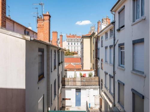 L'Amethyste - Appartement cosy, au coeur de Lyon foto della camera