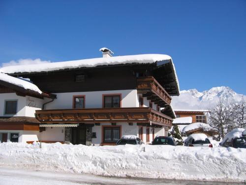 Gästehaus Sillaber-Gertraud Nuck - Accommodation - Söll