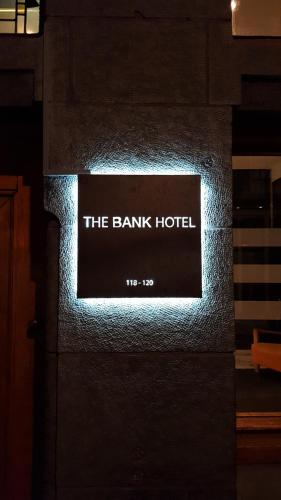 The Bank Hotel impression