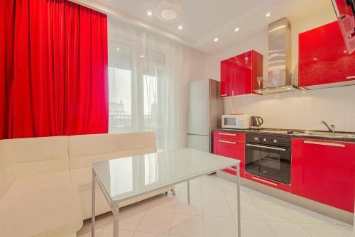 Tsarskaya Stolitsa 1 Apartment