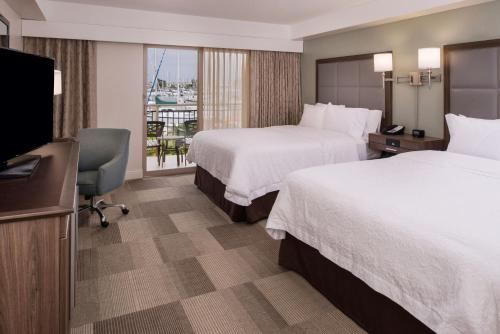 Hampton Inn Channel Islands Harbor in Oxnard