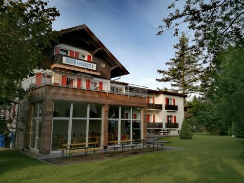 Hostel der Athleten Garmisch-Partenkirchen