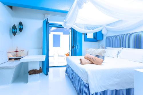 Double Room with Terrace AVANTI Lifestyle Hotel - Only Adults 20