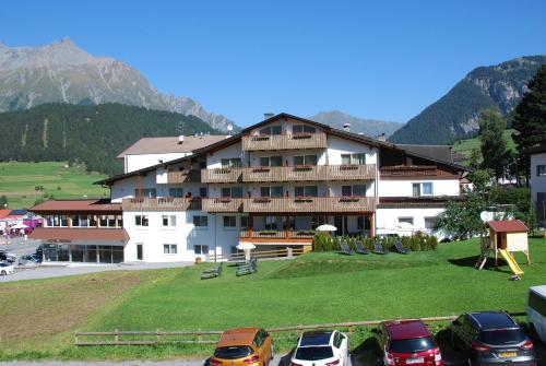 Alpenhotel Regina Nauders