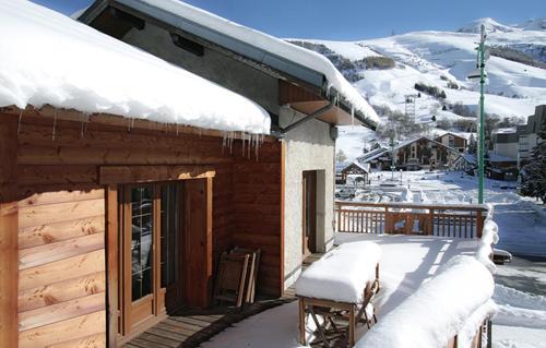 Odalys Chalet Le Marmotton Les Deux Alpes