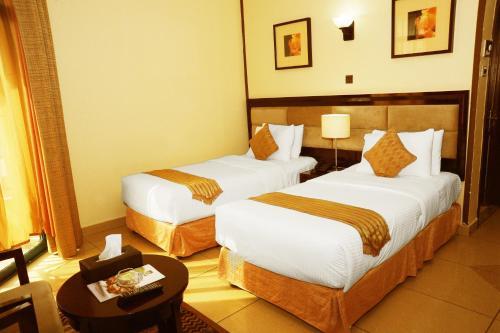 Al Jazeera Royal Hotel impression