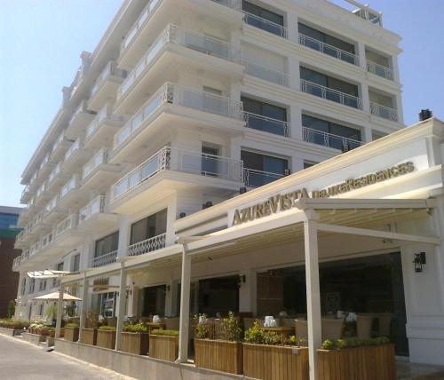 Cesme AzureVista Residence & Suite Hotel odalar
