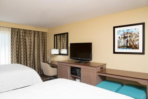 Hampton Inn - Suites Mansfield-South * I-71 - Mansfield, OH 44907
