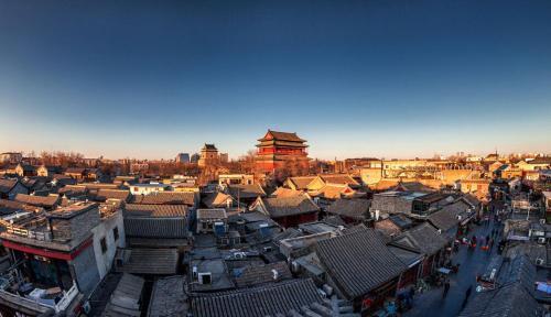 Beijing East Hotel (Gulou Houhai) impression