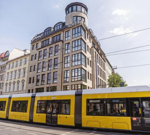 Hotel Berlin Mitte by Campanile photo 29