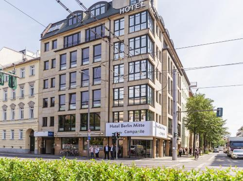 Hotel Berlin Mitte by Campanile impression