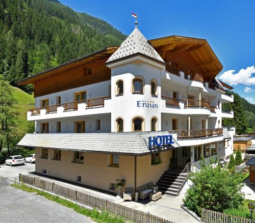 Hotel Enzian Paznaun See im Paznaun