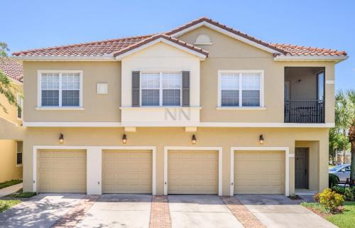 Three Bedroom Vacation Townhouse Oakwater Resort 75ph26 - Kissimmee, FL 34747