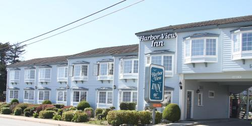 Harbor View Inn - Half Moon Bay, CA 94019