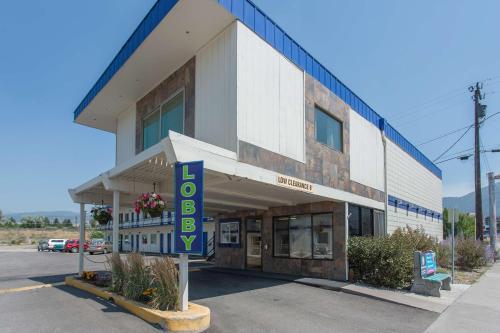 Motel 6 Missoula East - Missoula, MT 59802