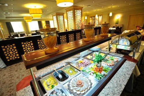 Grand Tien Shan Hotel - Almaty