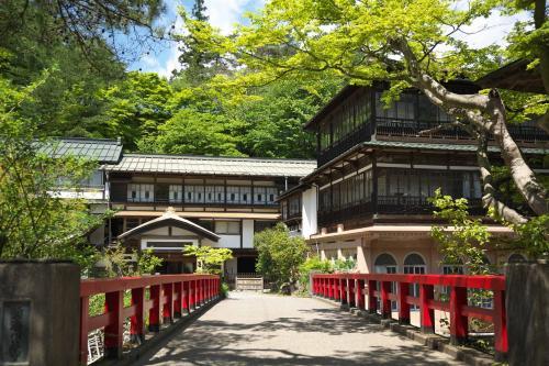 積善館佳松亭山莊日式旅館 Sekizenkan Kashotei Sanso