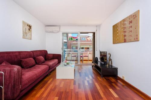4 bed flat in Sant Antoni area impression