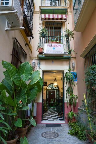 PENSION SAN BENITO ABAD