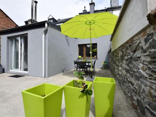 . Peaceful Holiday Home in Bastogne with Fenced Garden