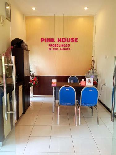 . Pink House