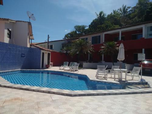 . Apartamento Thyago Porto Seguro
