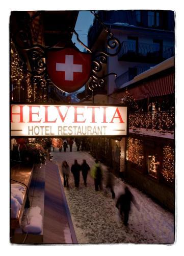 Hotel Helvetia Zermatt