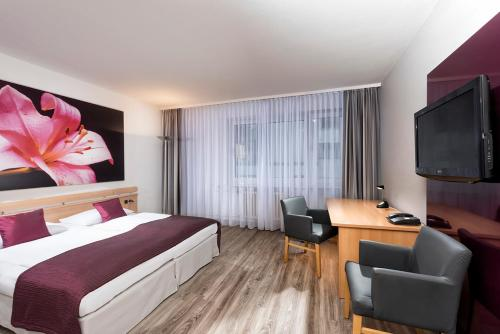 Mark Apart Hotel impression