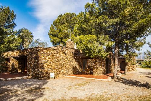 Villa de un dormitorio (2-4 adultos) Alojamientos Rurales los Albardinales 5