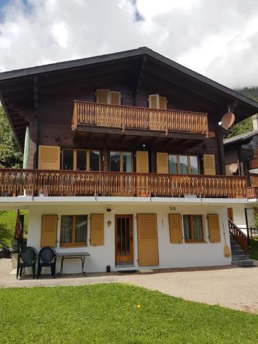 Ferienwohnung Duinli - Chalet - Fiesch