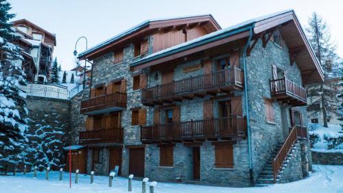 Chalet Renouveau - Apartment - Saint Martin de Belleville