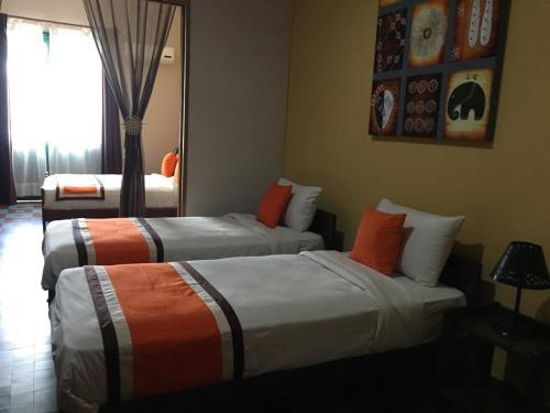 Hotel Joffre rum bilder