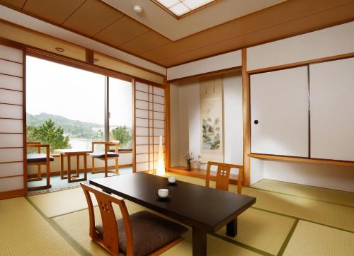 Japanese-Style Twin Room - Non Smoking
