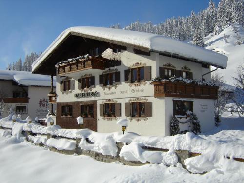 Pension Hartenfels - Accommodation - Lech