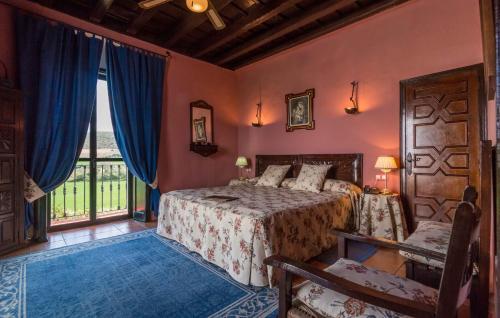 Habitación Doble - 1 o 2 camas B&B Hacienda el Santiscal 19