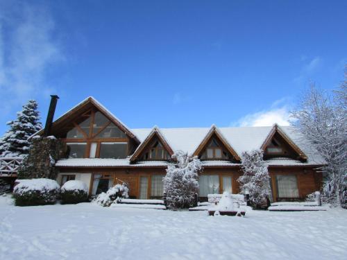 Casa del Lago Bed & Breakfast - Accommodation - Villa La Angostura
