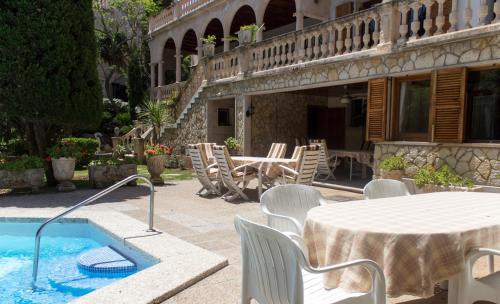 Villa Son Armadans 룸 사진