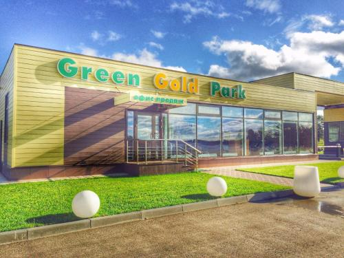 Mini Hotel Green Gold Park
