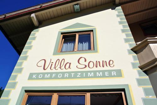 . Villa Sonne Gerlos