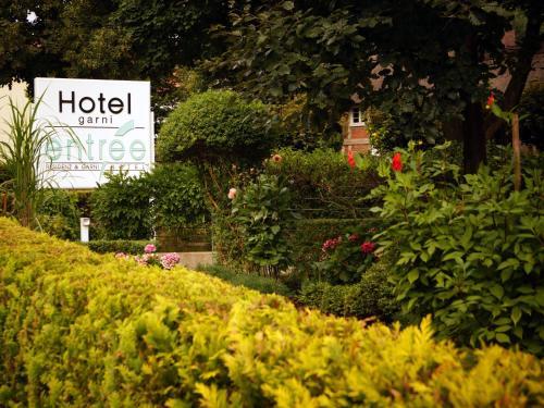 Entrée Groß Borstel Garni Hotel photo 12