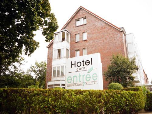 Entrée Groß Borstel Garni Hotel photo 37