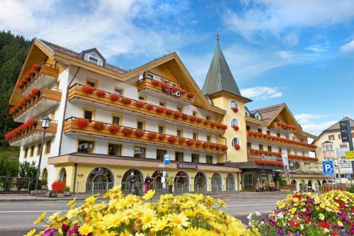 Hotel Oswald Wolkenstein-Selva Gardena