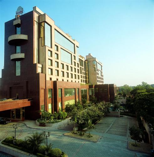 District Centre, Saket, New Delhi, India.