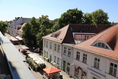 Ferienwohnung Brandenburger Straße