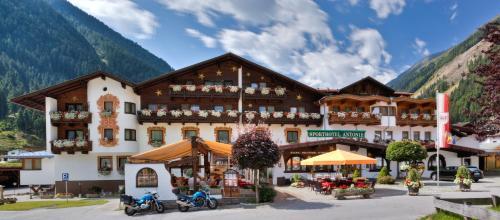 Bergsporthotel Antonie Gries im Sellrain