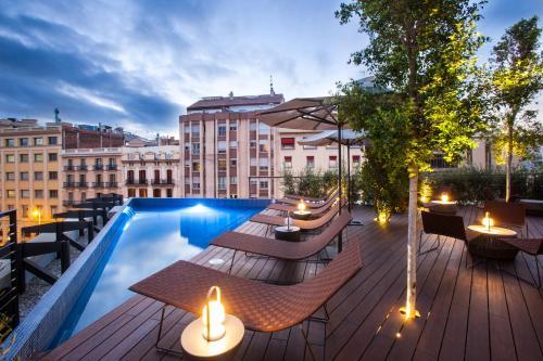 Od Barcelona, Barcelona