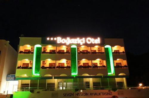 Ayvalık Bogazici Otel indirim