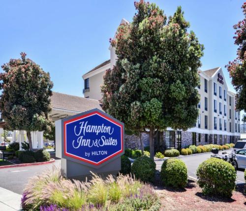 Hampton Inn & Suites San Francisco-Burlingame-Airport South in Burlingame